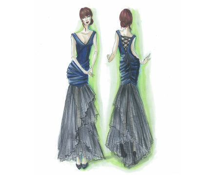 Featured Student Portfolios Haute Couture